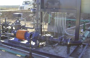 Centrifugal Pumps for Oilfield LACT Applications