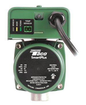 Taco Introduces SmartPlus Hot Water Recirculation