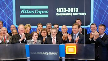 Atlas Copco Celebrates 140 Years of Innovation