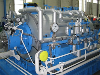 High-performance Pumps for New Indian Power Station