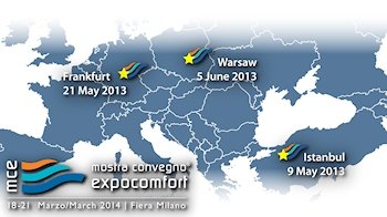 MCE Kicks Off Its First Roadshow Tour In Turkey, Germany and Poland