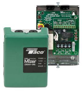 Taco Releases FuelMizer Boiler Reset Control