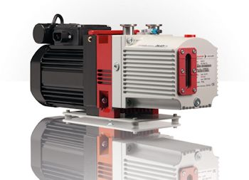 Pfeiffer Vacuum Launches Two-stage Rotary Vane Pumps