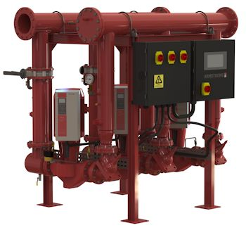 Armstrong Launches New Integrated Packaged Pump Solution