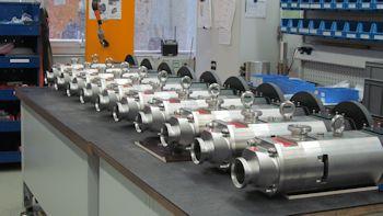 Jung Process Systems steigert 2012 den Umsatz um 50 Prozent