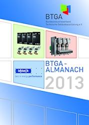 BTGA-Almanach 2013 jetzt veröffentlicht
