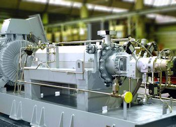 Pumpen und Armaturen für erstes Strohheizkraftwerk Deutschlands