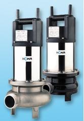 Mehr Power beim Pumpen: Neue Tauchmotorpumpen von Homa