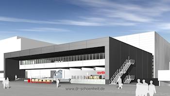 Oerlikon Leybold Vacuum errichtet neues Logistikzentrum am Standort Köln