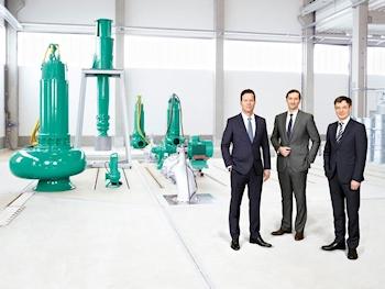 Wilo Gruppe bleibt auf Wachstumskurs – Umsatz stieg 2012 auf knapp 1,2 Mrd. Euro