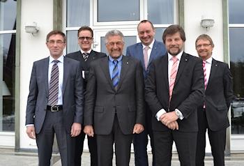 BTGA-Präsidium mit zwei neuen Mitgliedern
