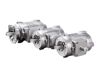 Hygienic Smooth-surface Motors
