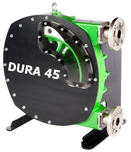The New Dura 45 Peristaltic Hose Pump from Verderflex
