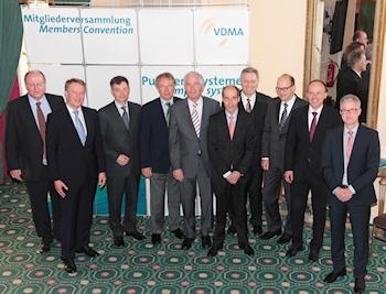 Feluwa Geschäftsführer Rudolf Gänsl im Vorstand des VDMA