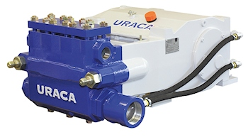 Uraca Introduces New Sewer Cleaning Pump