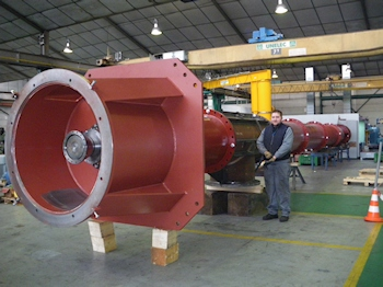 Caprari bringt Mega-Pumpen auf den deutschen Markt