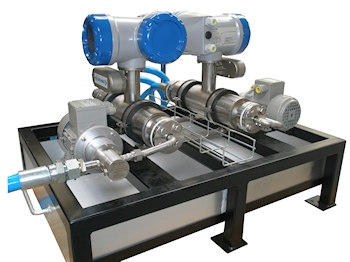 Direct at the Source – Scherzinger Gear Pumps Safeguard the Drinking Water Treatment Process