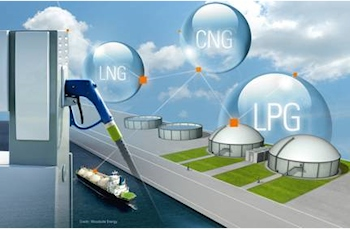 Green Technologies Day 2013: Natural Gas as Bridging Technology