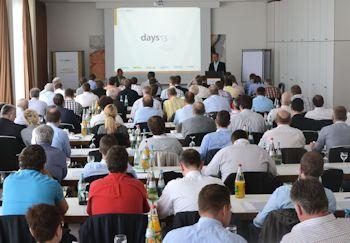 Symposium heatingdays2013: Kosteneffizienz und Nachhaltigkeit bei Thermoölanlagen