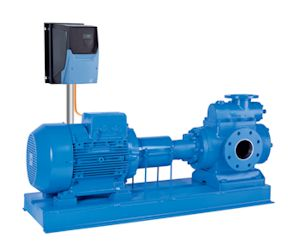 New Screw Pumps Reduce Operating Costs By Up to 40 Percent