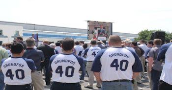 Grundfos and Peerless Pump Brand Celebrate Milestone Anniversaries