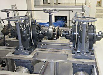Historical Pumps Restored at Technical University Munich