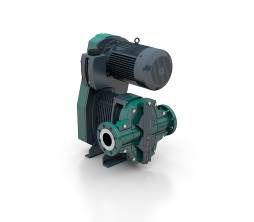 New Rotary Lobe Pump from Netzsch Needs 10 Percent Less Energy