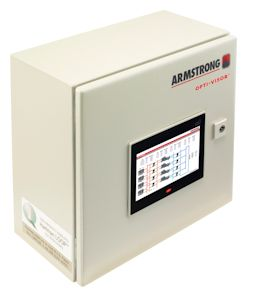 New Opti-Visor Automated Control Solution From Armstrong Drives Additional 15-30% Energy Savings