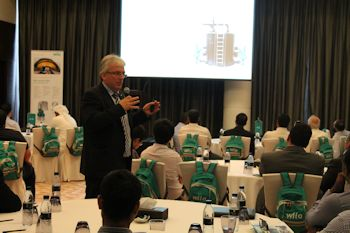 "Wilo Organizes Seminar ""Save Water … Pave Future"""