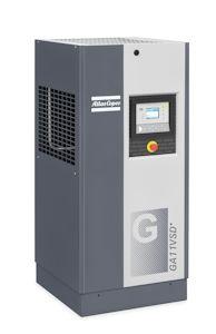 Atlas Copco's New GA 7-15 VSD+ Compressor Range Provides 50% Energy Savings