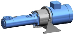 New Screw Pump for Lubricating Liquids from Colfax Fluid Handling