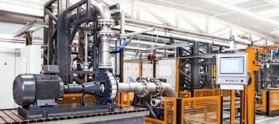 ASV Stübbe Opens Modern Pump Test Bay