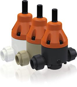 New Pressure Relief Valves from ASV Stübbe