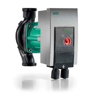 Wilo-Yonos MAXO: Hocheffizient mit bewährter Pumpentechnik