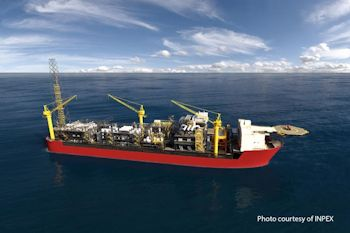 Sulzer Pumps Supplies High Performance Pumps to Floating Production Storage and Offloading (FPSO) Vessel in Western Australia