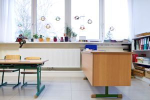 Wilo-Geniax ersetzt Gebäudeautomation: Volksschule Grieskirchen profitiert