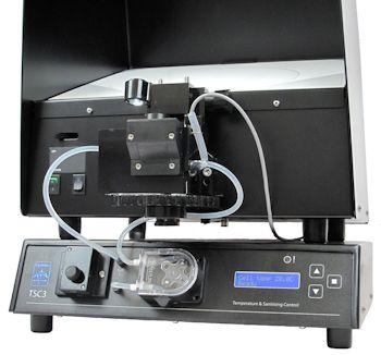 Verderflex Supplies Pumps to Manufacturer of Soft Contact Lens Measurement Instrumentation