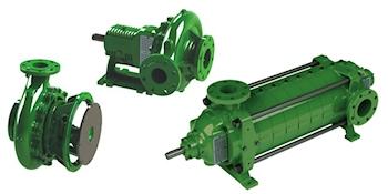 Rovatti Pompe: High-efficient Norm Pumps