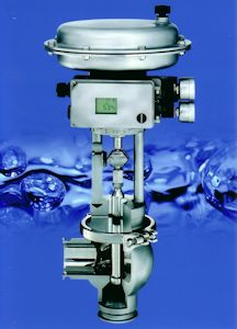 Smooth, Crevice- Free Valves for Aseptic Applications