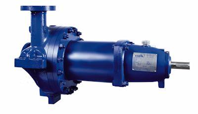 New Zero-leakage Refinery Pump from KSB