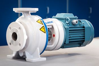 Sulzer Pumps Launches the Ahlstar Close Coupled Process Pump Series