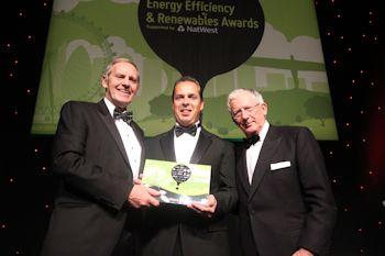 Hocheffizienzpumpe Wilo-Yonos Pico erhält Green Innovation Award 2013