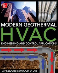 Geothermal and HVAC Graduate Level Textbook Now Available From McGraw Hill
