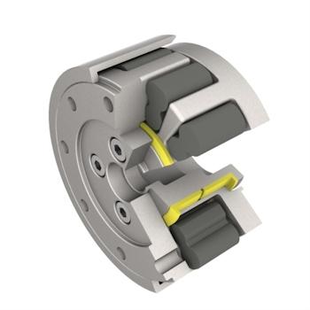 KGV Kupplung – Dämpfend und kompakt