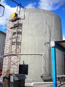 Sabormex Installing a GWE Complete Biogas Reuse System