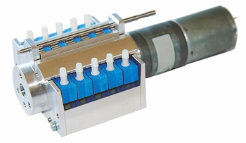 Modular Microliter Pump for Small Flow Rates (5μl – 3ml/min.)