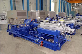 Pumps for Polish Combined Cycle Power Station