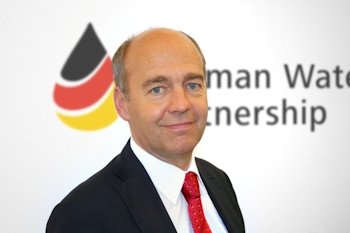 New managing director of German Water Partnership