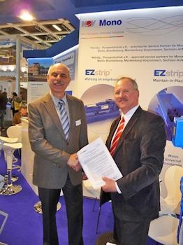 NOV Mono Extemds its German Partnership Network
