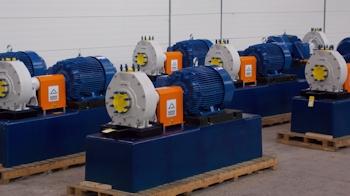 Rheinhütte Pumpen Delivers 63 Pumps to Sadara Chemical Complex in Saudi Arabia